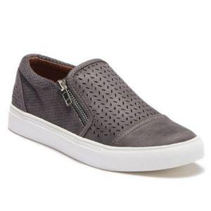 Report • Alexa Perforated Zip Sneaker